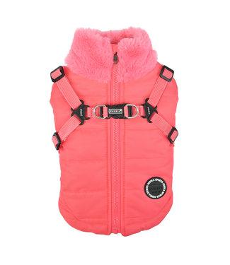 Puppia Puppia Donavan Jacket Harness Pink