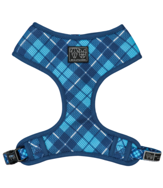 Big and Little Dogs Big & Little Dogs Classic Harness His Plaid
