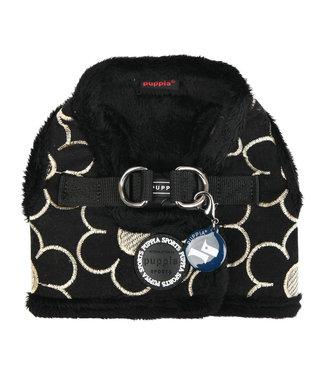 Puppia Puppia Vest Harness B Florent Black
