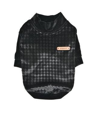 Puppia Puppia T-shirt Kendall Black