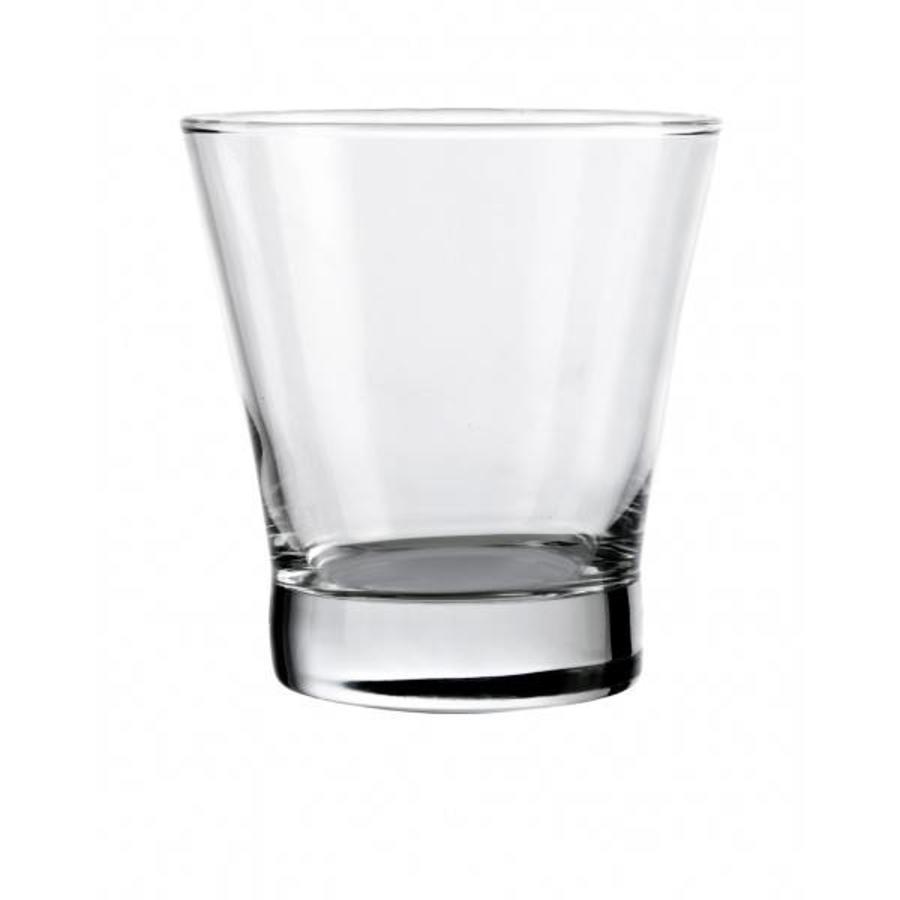 Waterglas hoog Aran