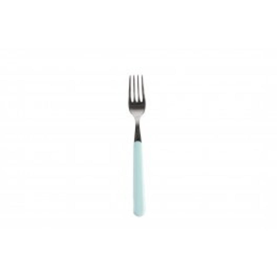 Breakfast fork Brio Light blue