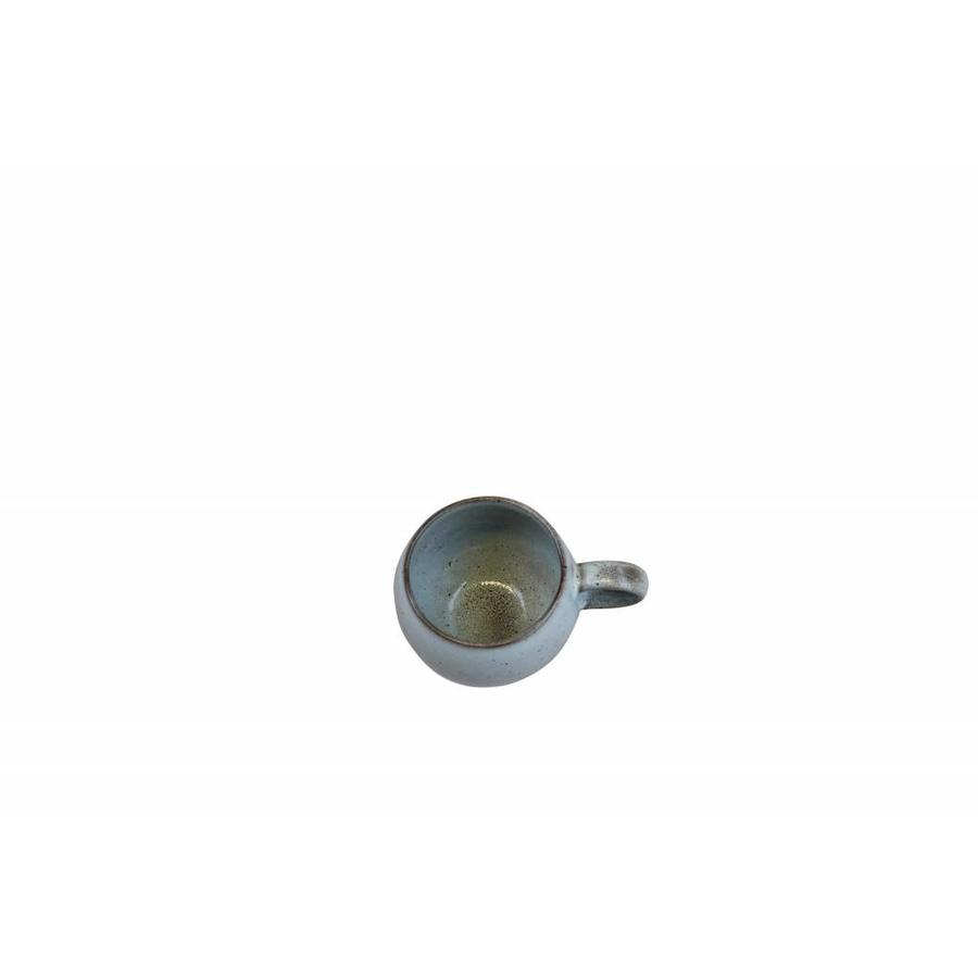 Cup ear Stone stone green