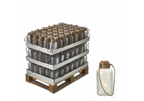 Fles ster 20 led op batterijen