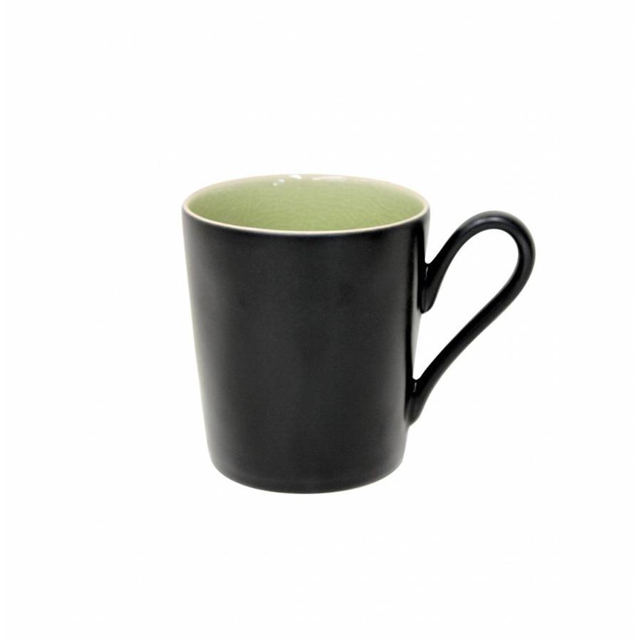 Mug  0.36 L. riviera vert frais