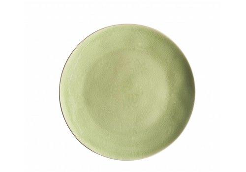 Dinerbord riviera vert frais