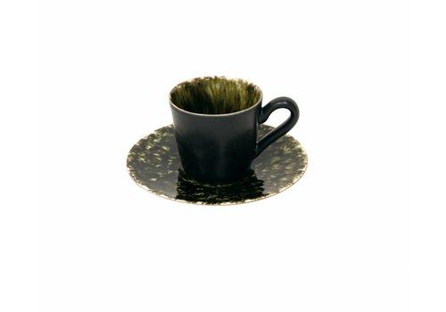 koffiekopje & schotel 0,08 L riviera forets