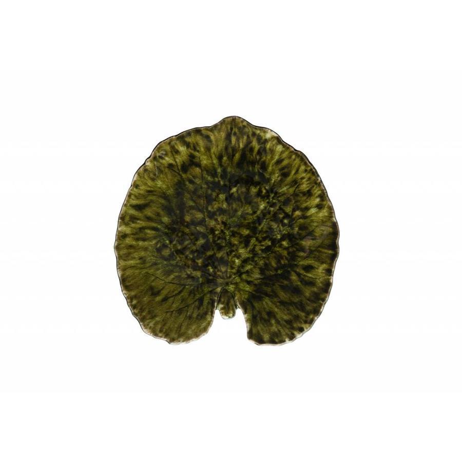 Schaaltje blad 18 cm medium riviera forets