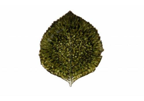 Hydrangea  leaf 22 cm riviera forest