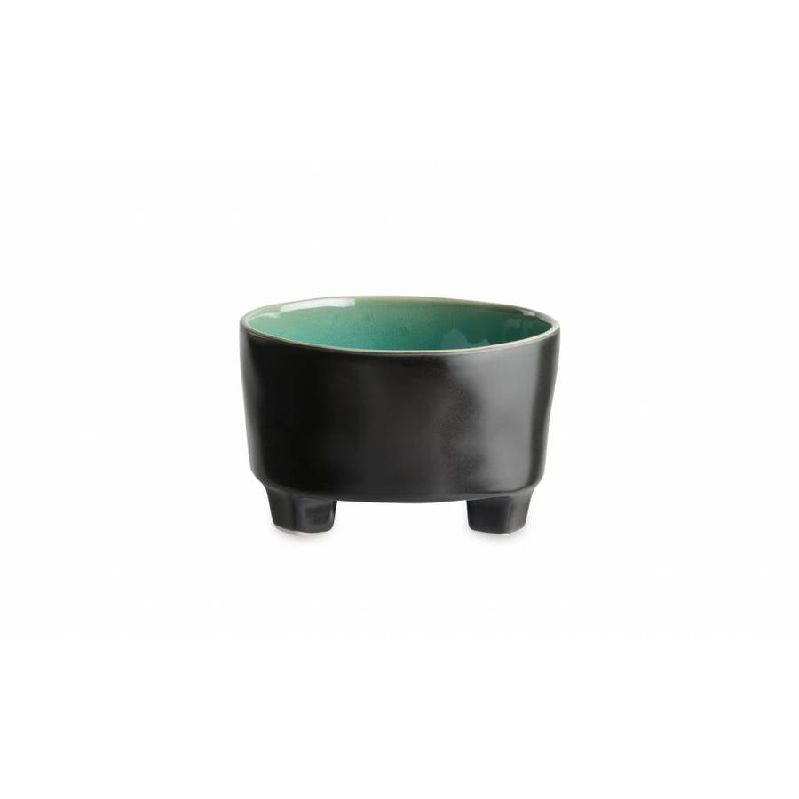 footed bowl 14 cm riviera azur