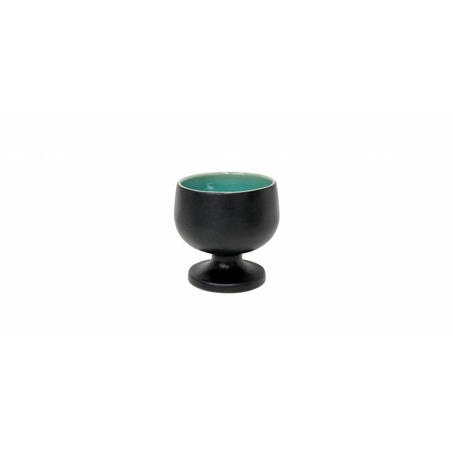 Footed bowl 12 cm riviera azur