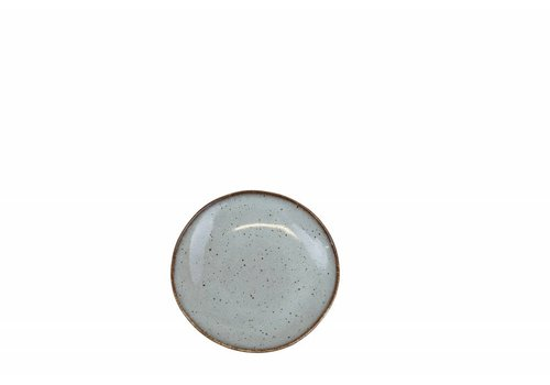 Amuse plate Stone sea green