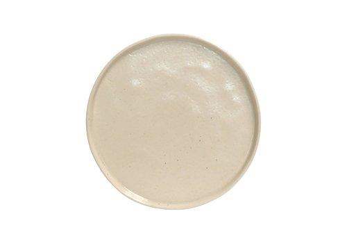 Lagoa dinner plate 27.2cm cream