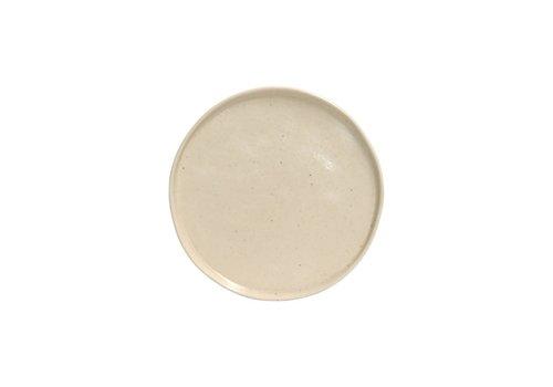 Lagoa breakfast plate 21.1cm cream