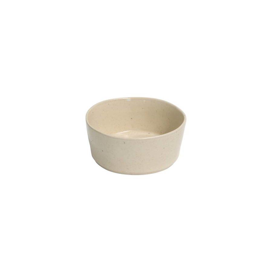 Lagoa bowl 13.9x6.1cm cream