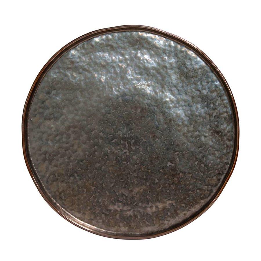 Lagoa bottom plate black 31cm