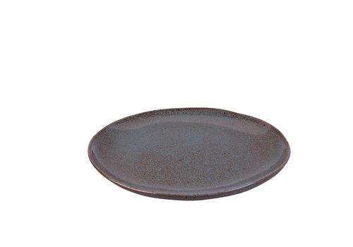 Dinerbord Stone petrol