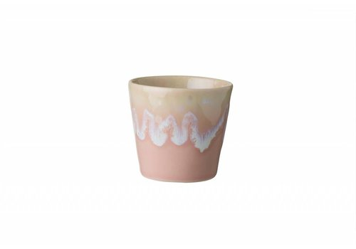 Grespresso cup of pink lungo