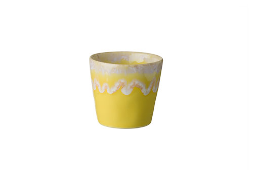 Grespresso Lungo cup of yellow