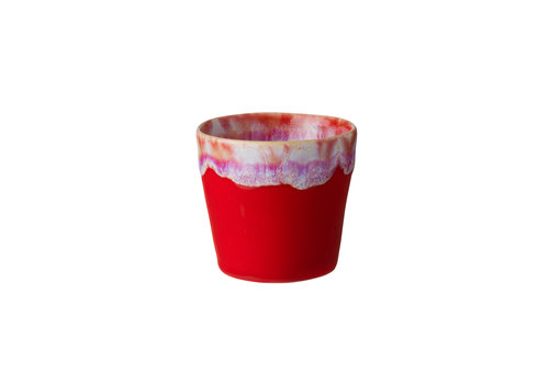 Grespresso Lungo cup red