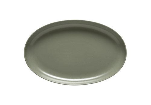 Ovale schaal 41 cm Pacifica Groen