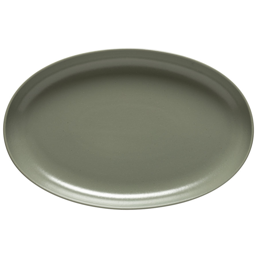 Oval bowl 41 cm Pacifica Green