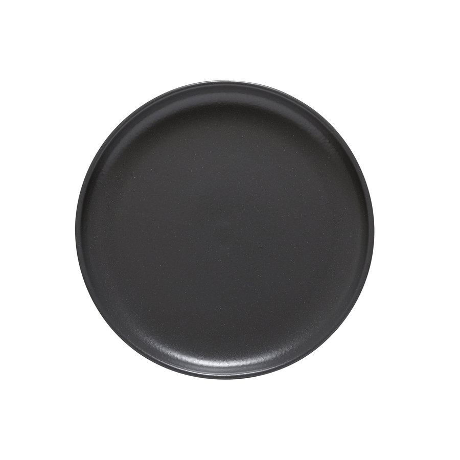 Dinner plate 27 cm Pacifica Anthracite