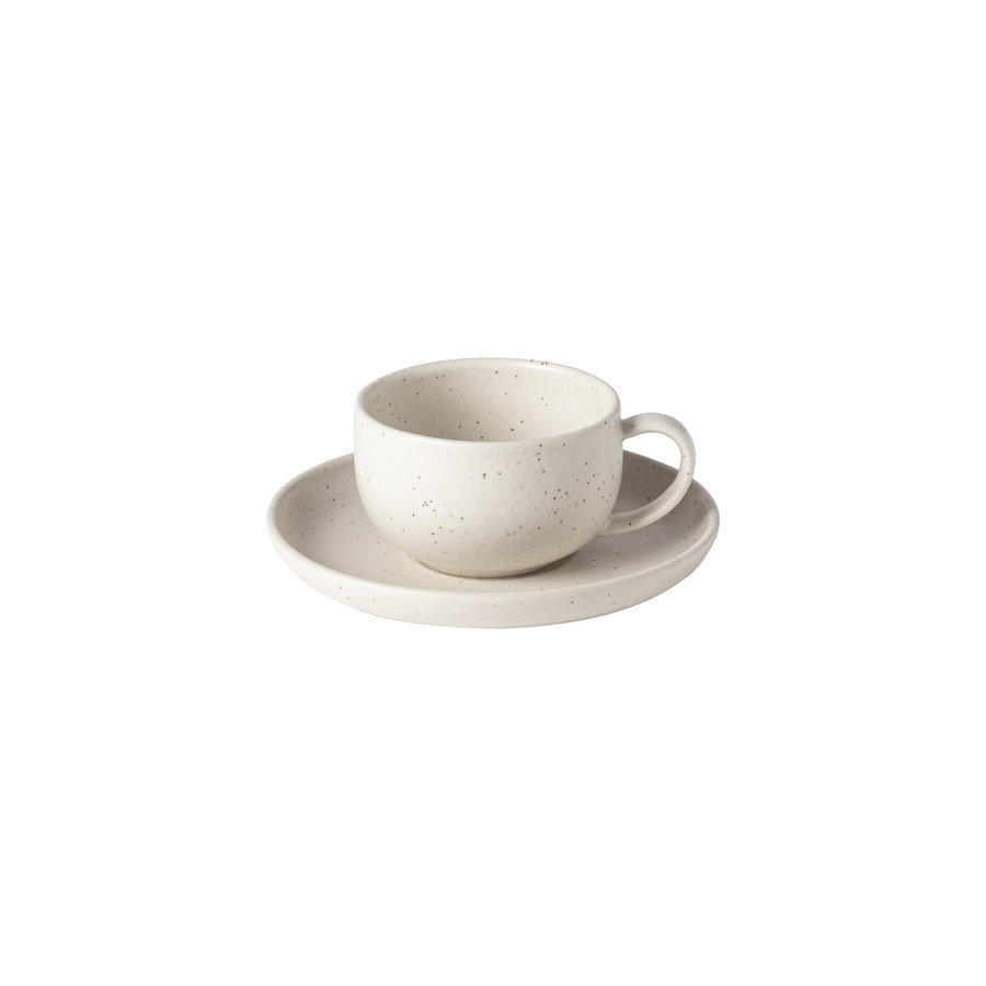 Cup & saucer Pacifica Cream