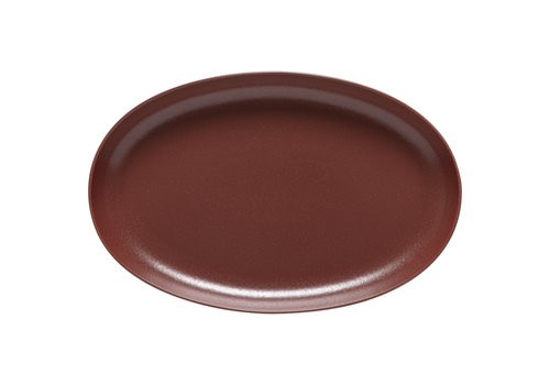 Oval bowl 41 cm Pacifica Red