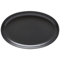 Oval bowl 41 cm Pacifica Anthracite