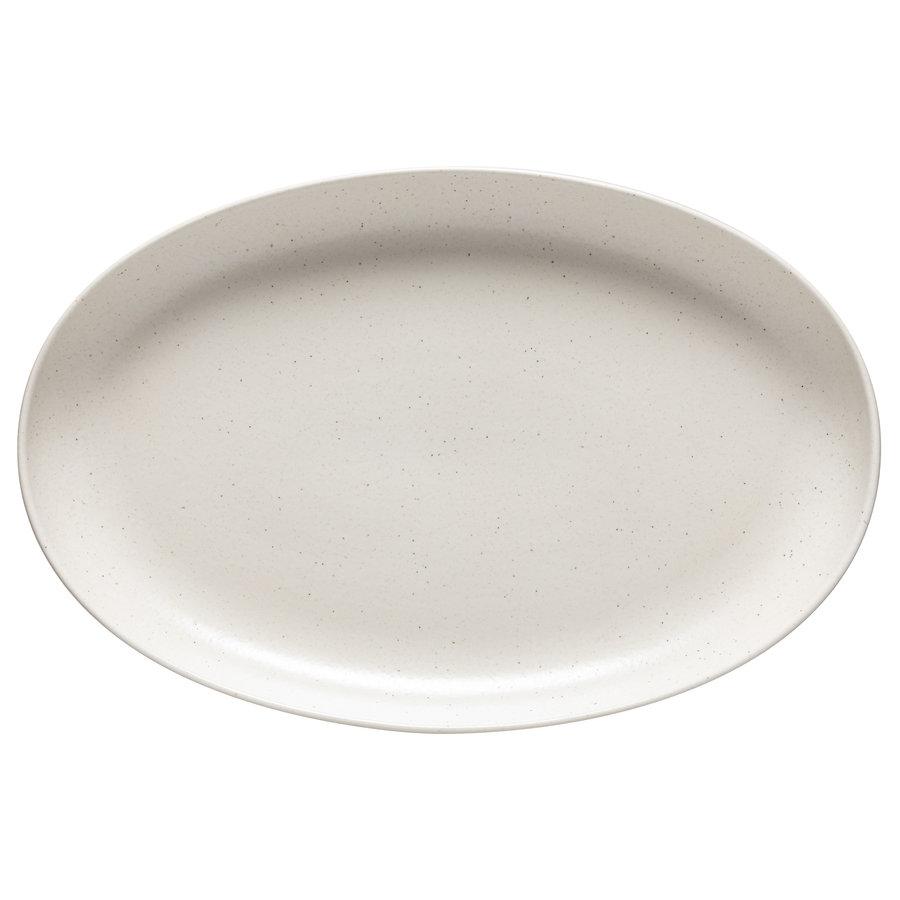 Oval bowl 41 cm Pacifica Cream