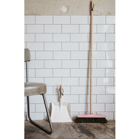 Broom without handle 33cm Pink Andrà © e Jardin