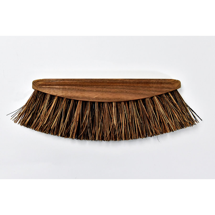 Table brush Vegetal Fibers Ash wood Andrà © e Jardin