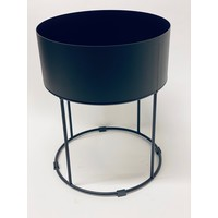 Candle stand 12 x 3 Taupe