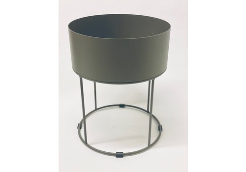 Candle stand 12 x 3 Petrol