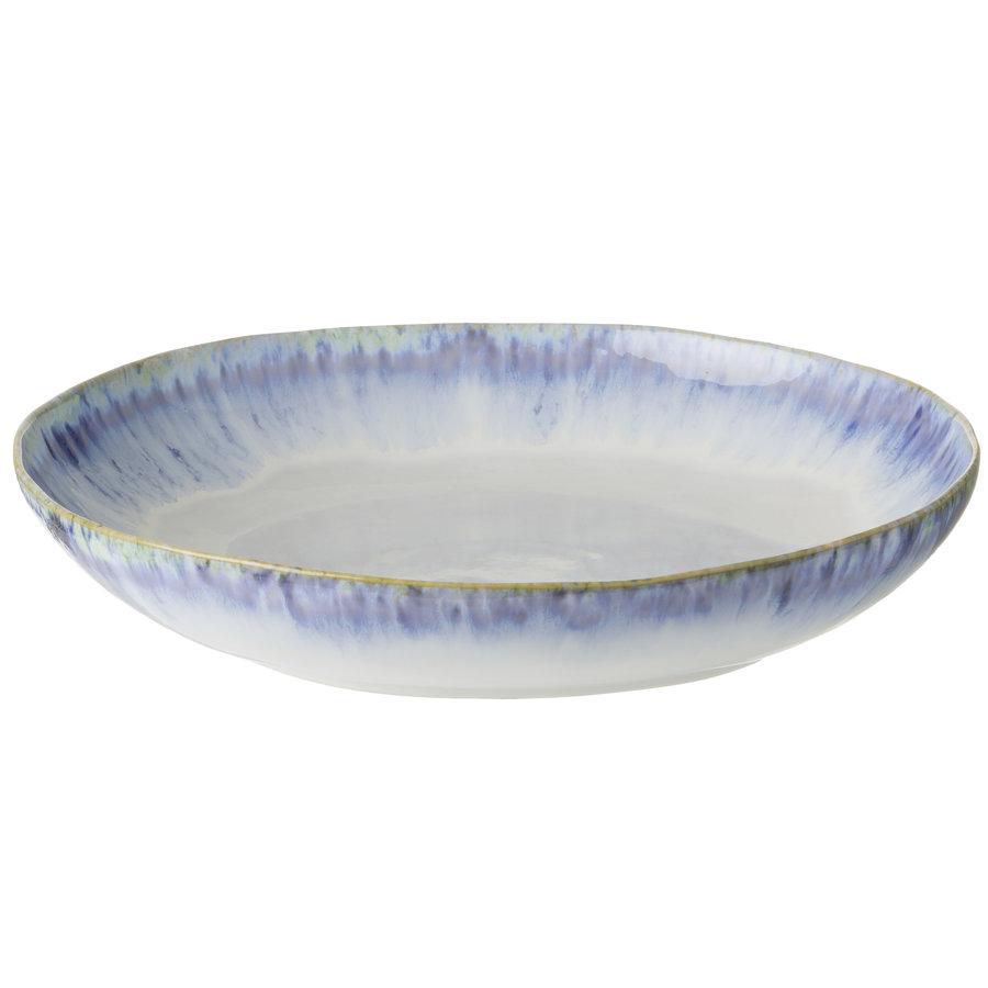 pasta/serving bowl 37cm brisa ria blue