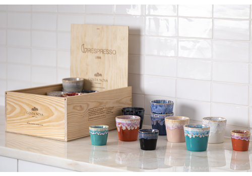 Grespresso Lungo cup turqouise