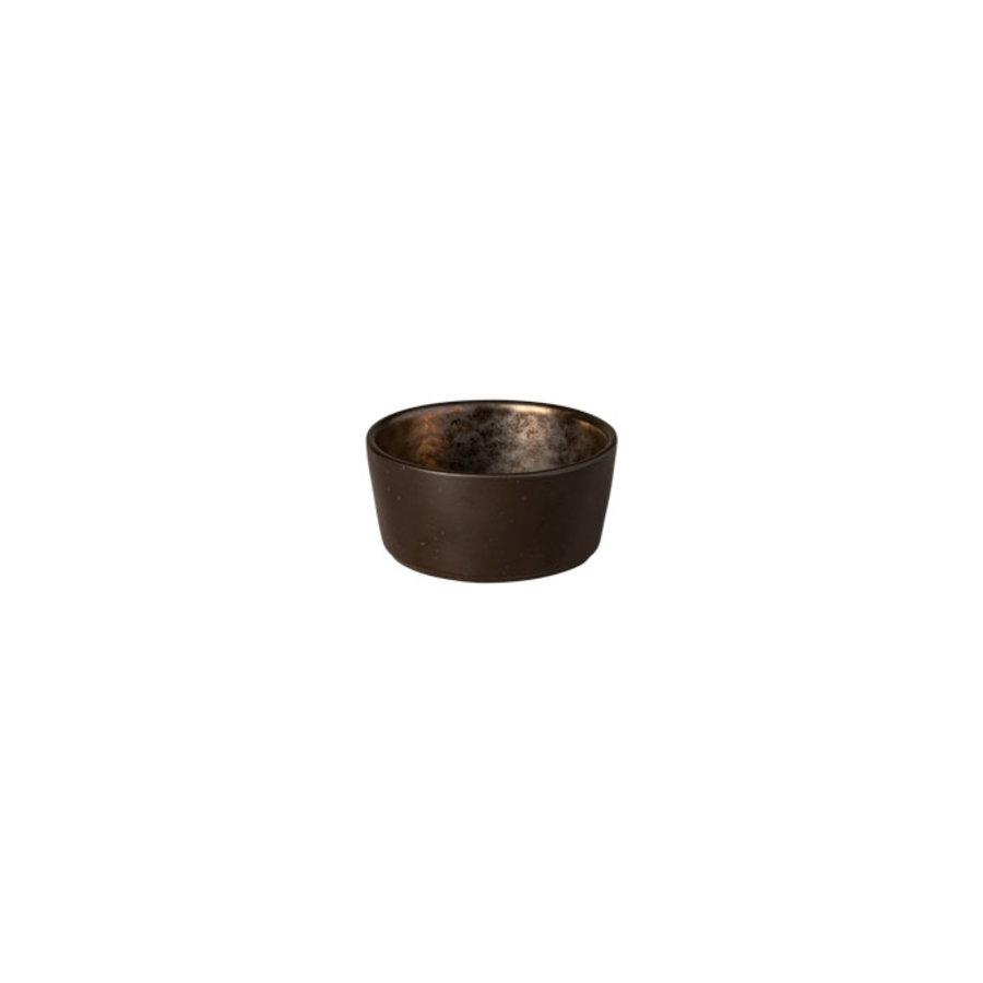 Lagoa bowl 10cm black
