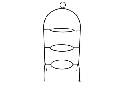 Etagere 3 layers black