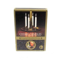 Angel chime candles