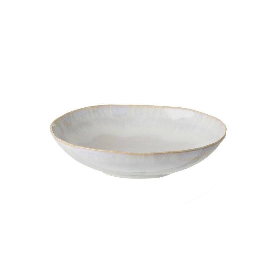 Pasta bowl 23cm, BRISA, salt