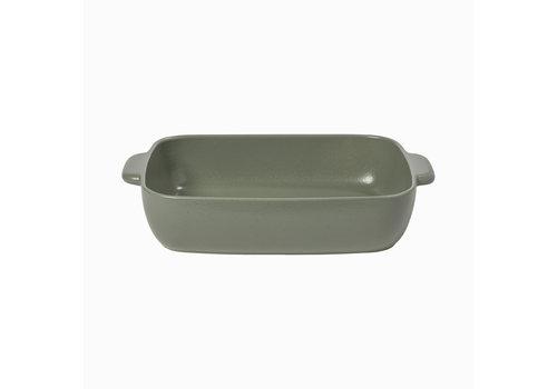 rechthoekige schaal 41 cm pacifica groen