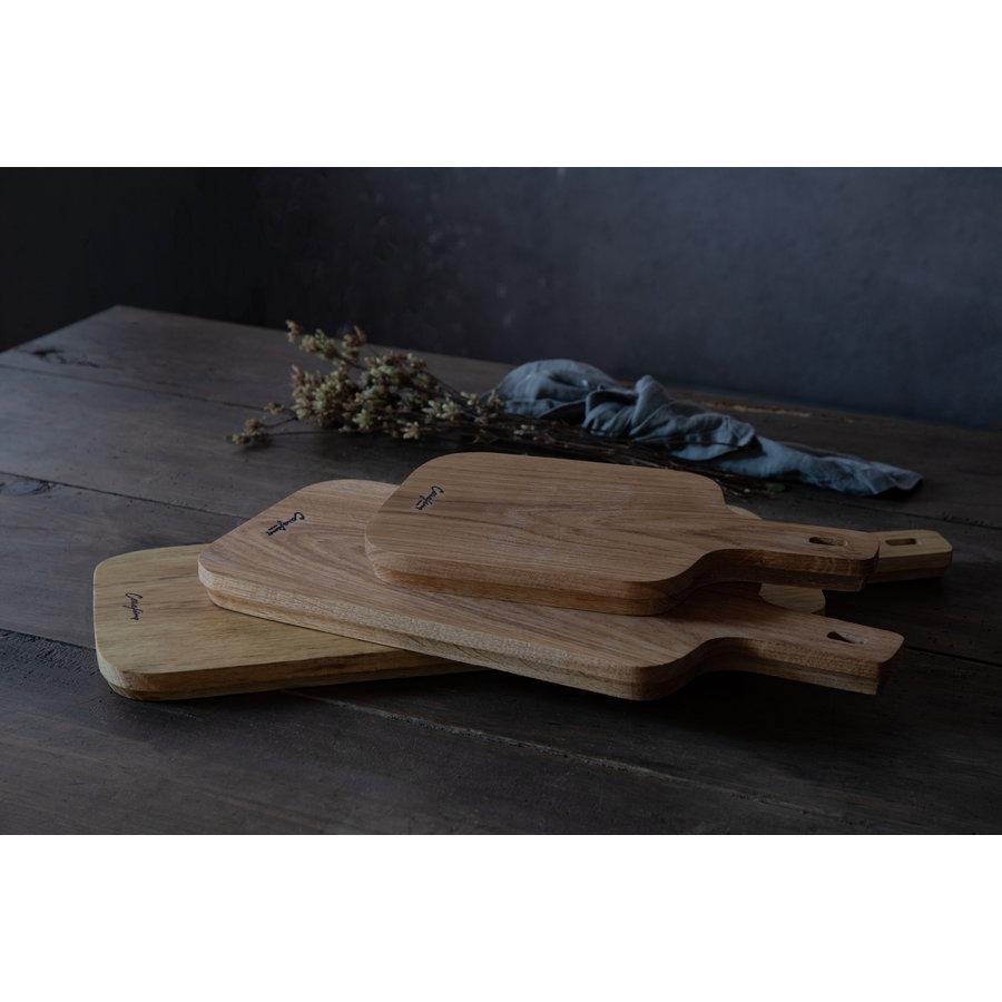 Oak snijplank 54 cm