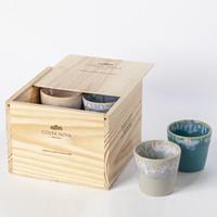 grespresso giftbox 8 lungo cups multicolor
