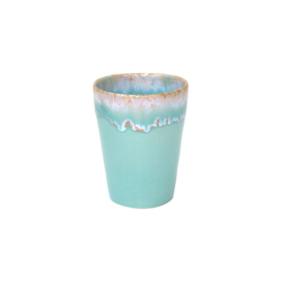 Grespresso latte kopje aqua