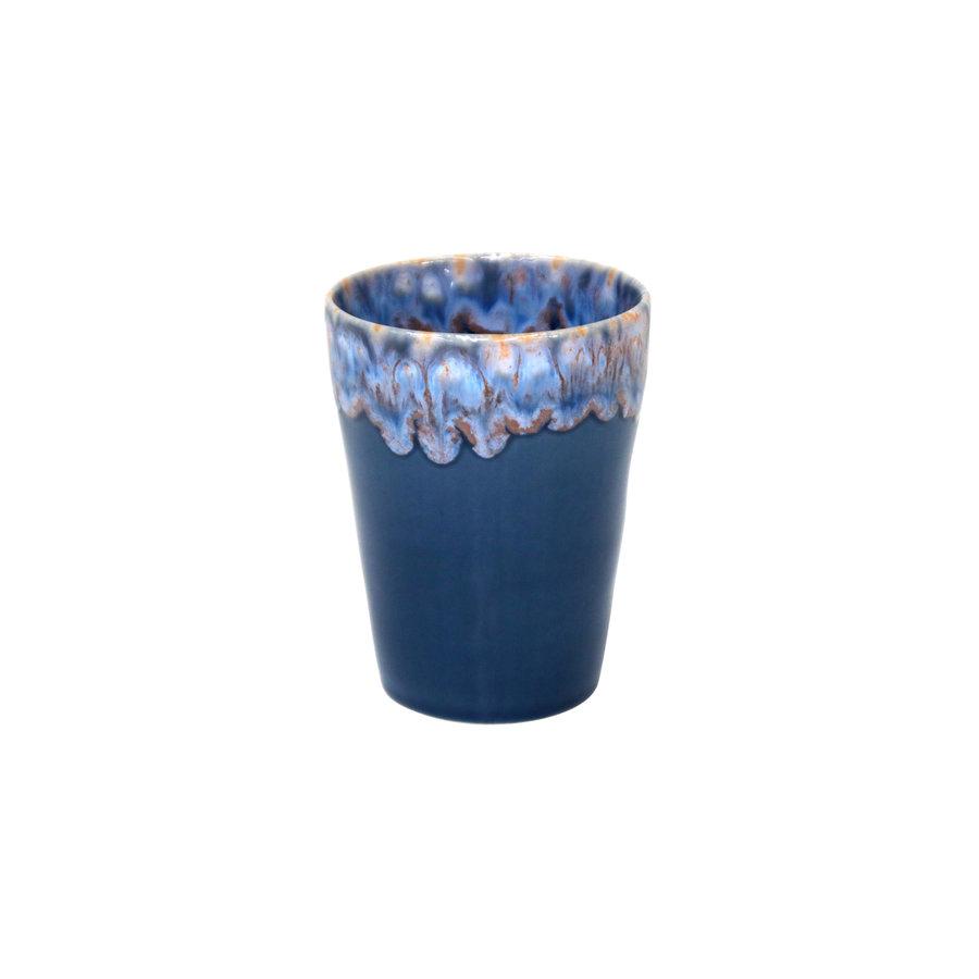 Grespresso latte kopje blauw