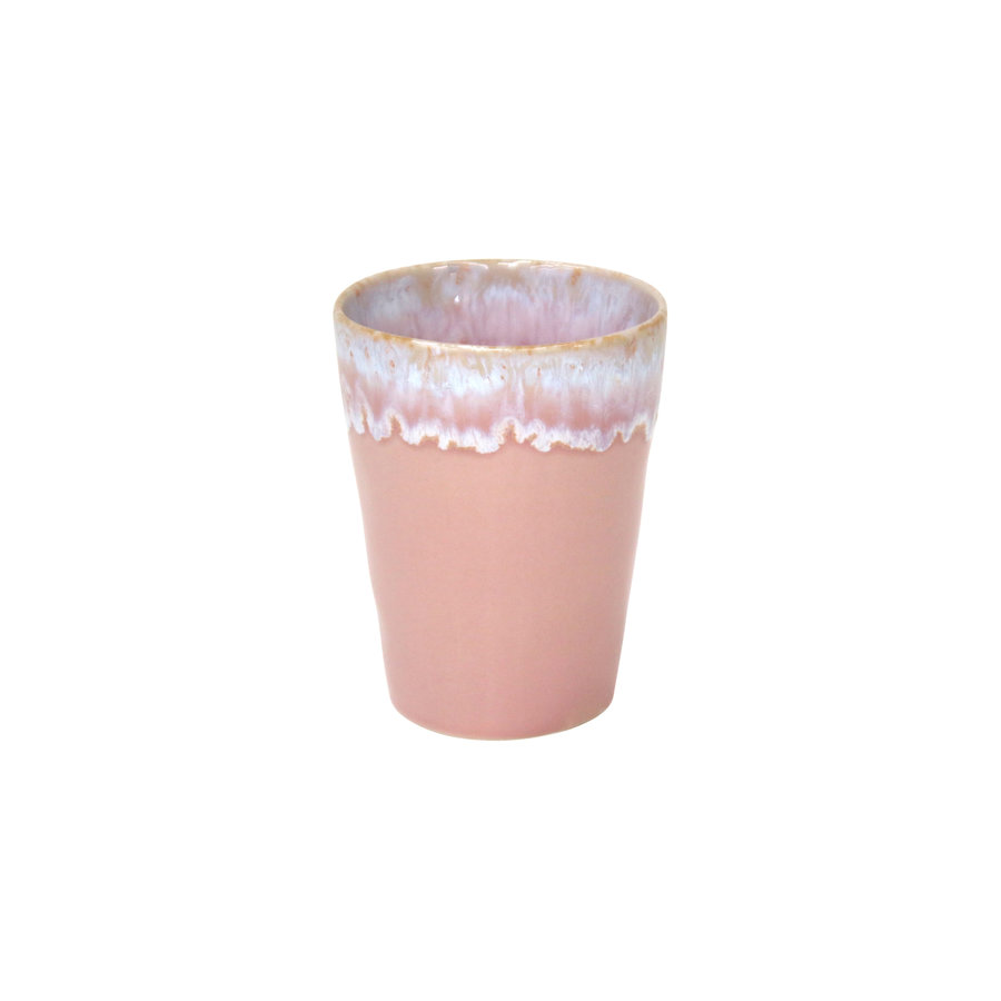 Grespresso latte kopje lichtroze