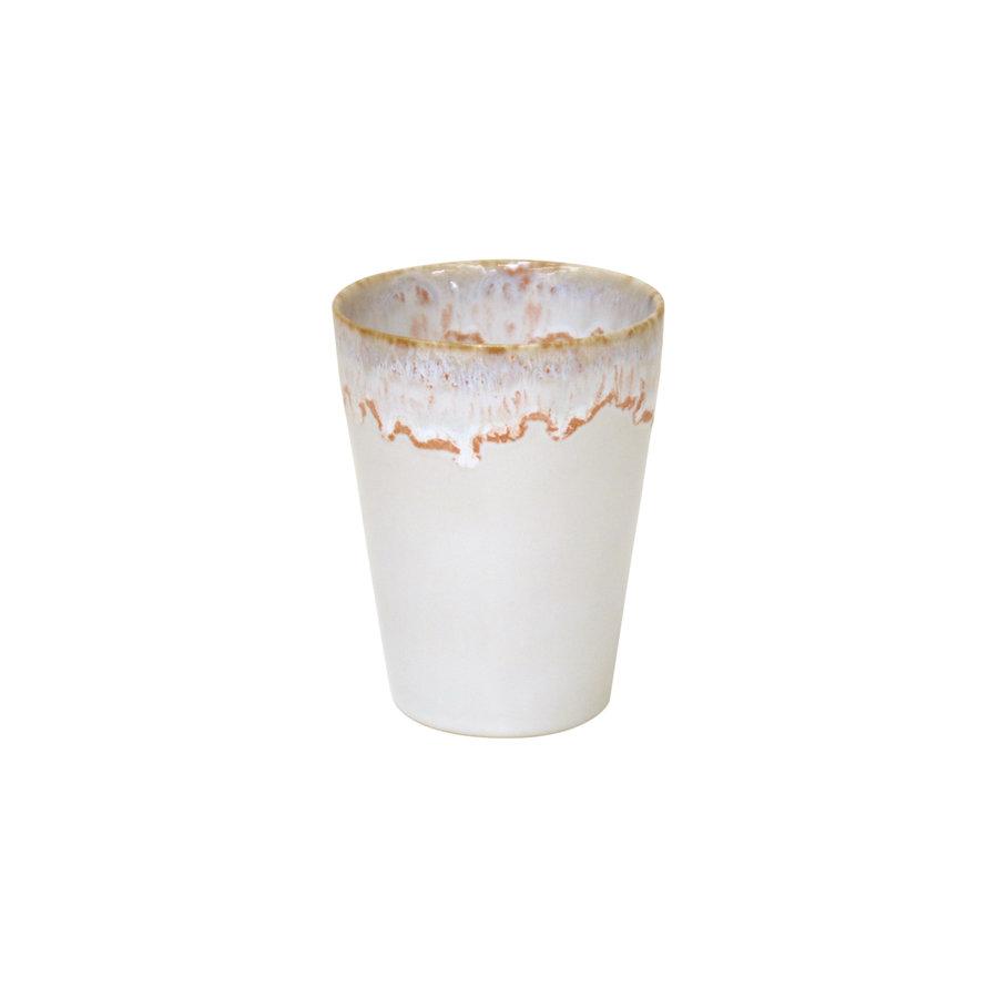 Grespresso latte kopje wit