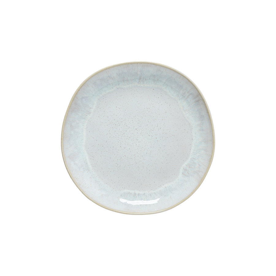 Salad /  Dessert plate 22 cm Eivissa sea blue