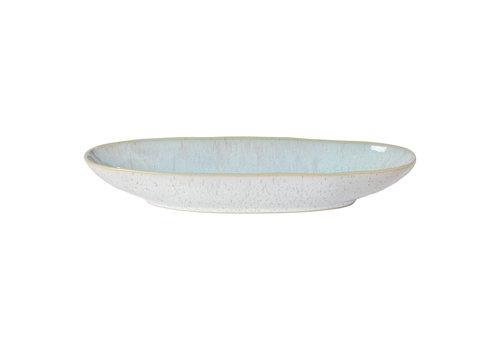 ovale schaal Eivissa 33 cm sea blue